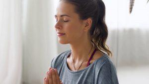 No es fácil ponerse a meditar