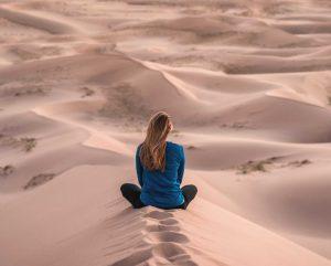 Descubre si meditas correctamente