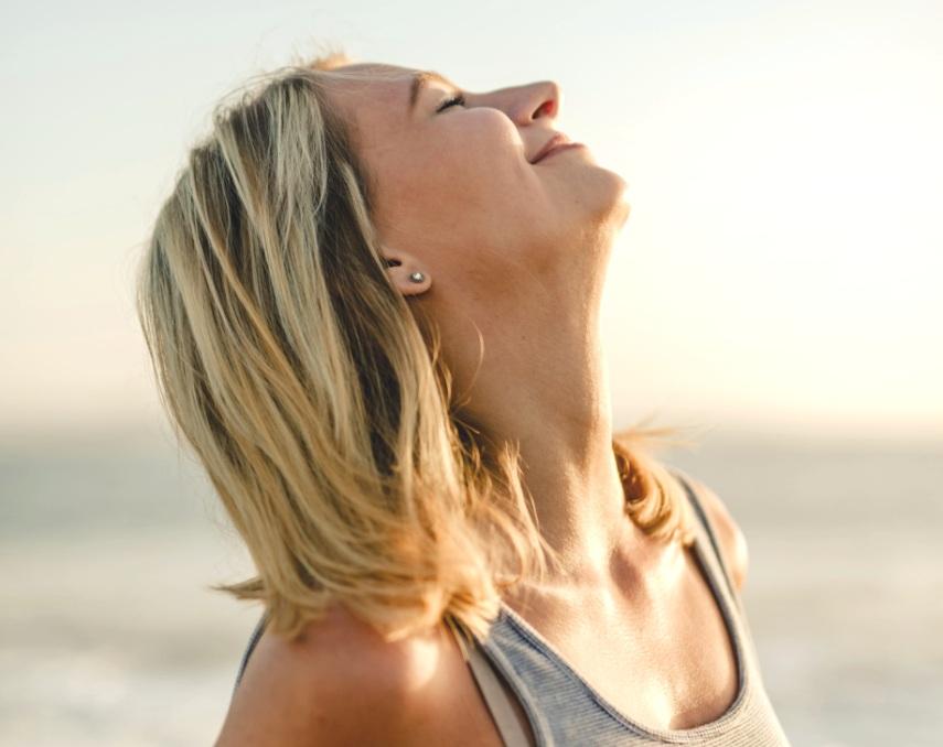 El primer paso para respirar mejor